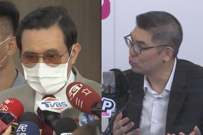 連勝文考慮參選黨主席 馬英九回應:喔! | 華視新聞