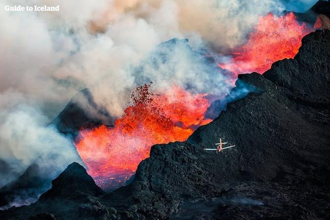 冰島罕見一週狂震1.7萬次 當局:火山恐將爆發   華視新聞