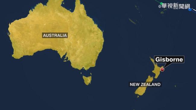 紐西蘭8小時連3強震 撤北地大區居民   華視新聞