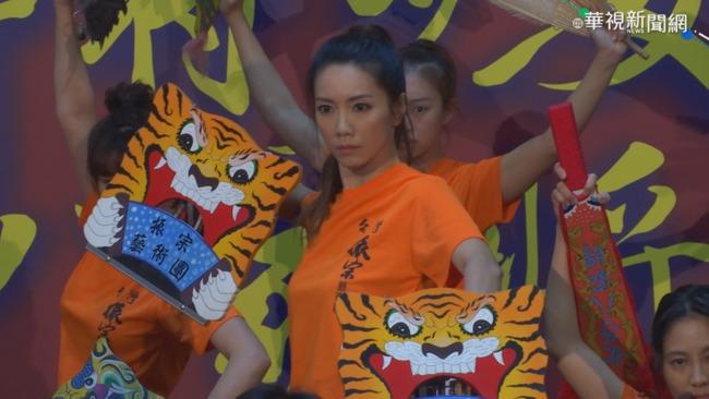 傳統技藝搬上小螢幕 林韋君挑戰女神將 | 華視新聞