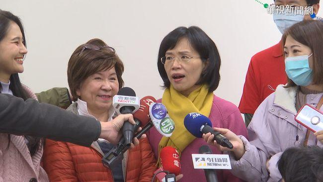 趙少康「網紅國家隊」 蘇巧慧傻眼:跟國台辦一搭一唱   華視新聞