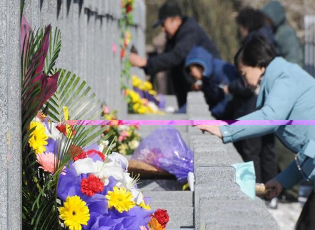 掃墓用火注意 國道31路段易受濃煙擾視線 | 華視新聞
