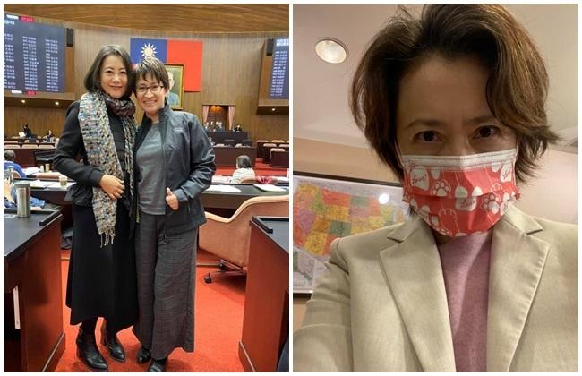 吳思瑤面臨罷免 蕭美琴跨海聲援「愛瑤令」   華視新聞