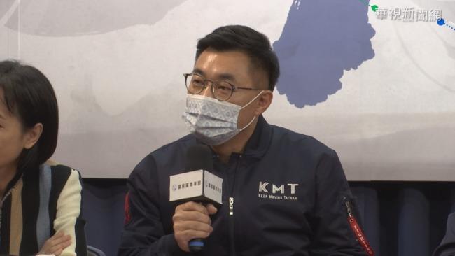 藍營內部「黨主席民調」流出?江啟臣:不可能 | 華視新聞