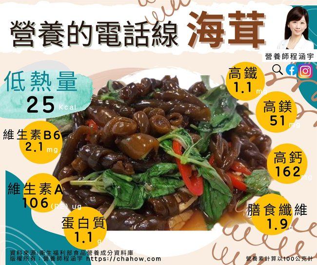 捲捲電話線本名「海茸」 營養師大推:營養價值超高 | 華視新聞