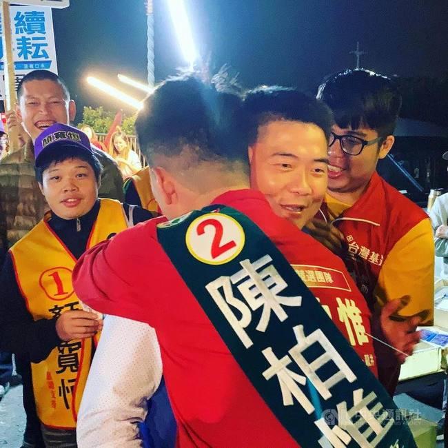 陳柏惟抨刪Q是「假公民」 顏寬恒:政治非好勇鬥狠 | 華視新聞