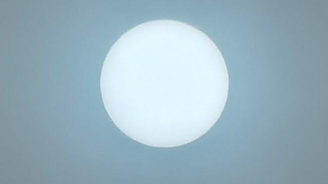 北京天空出現「藍太陽」 專家曝光異相原因 | 華視新聞