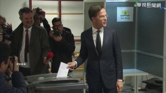不受疫情影響 荷蘭國會大選登場 | 華視新聞