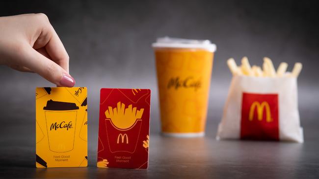 3/17開賣!麥當勞2021甜心卡搶先看 這款新品入列 | 華視新聞