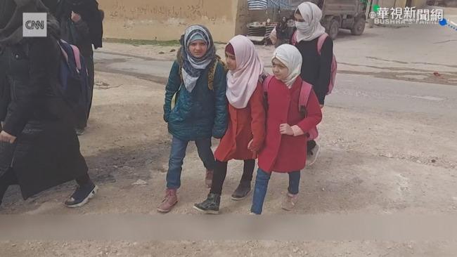 敘利亞內戰10年 500萬童戰火中成長 | 華視新聞