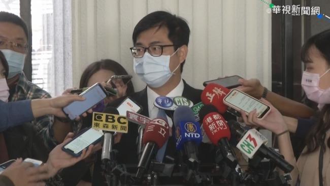陳其邁趁勢自稱「陳石斑」 議員:先擺脫陳慶記再說 | 華視新聞