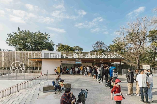 新竹動物園將迎200萬遊客 3/28抽幸運兒免費入園1年 | 華視新聞