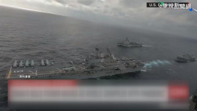 中國220艘漁船集結南海 菲批軍事挑釁 | 華視新聞