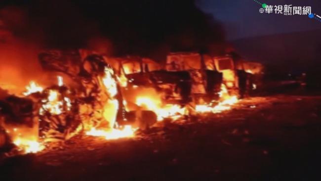無視停火協議 俄軍機襲敘土邊境 | 華視新聞