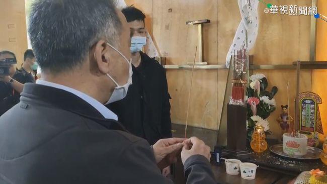 羅尚樺殉職 妻懷孕2個月.父po文緬懷   華視新聞