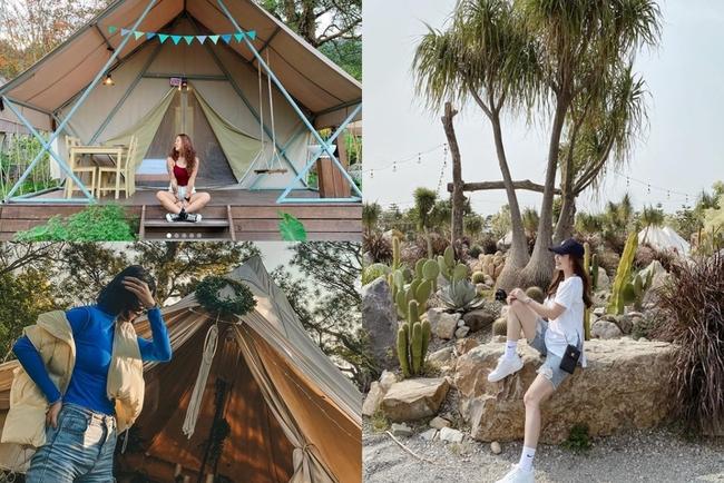 【我94網美】舒服又好拍!盤點全台5間「豪華露營地」 | 華視新聞