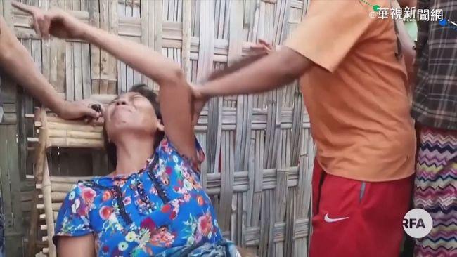 緬甸軍政府血腥鎮壓 7歲女童中槍亡 | 華視新聞
