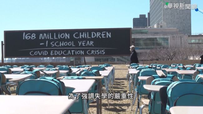 疫情衝擊教育 1億6800萬學童仍失學   華視新聞