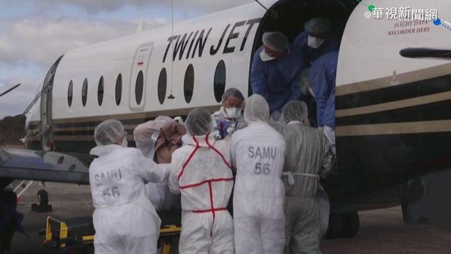 法國爆發第3波疫情 新增3省封城 | 華視新聞