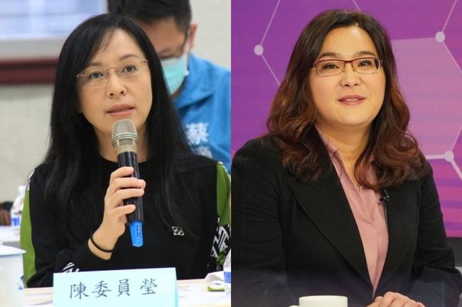 民進黨立委陳瑩嘲諷陳玉珍 「我搞不清楚你是男是女」 | 華視新聞