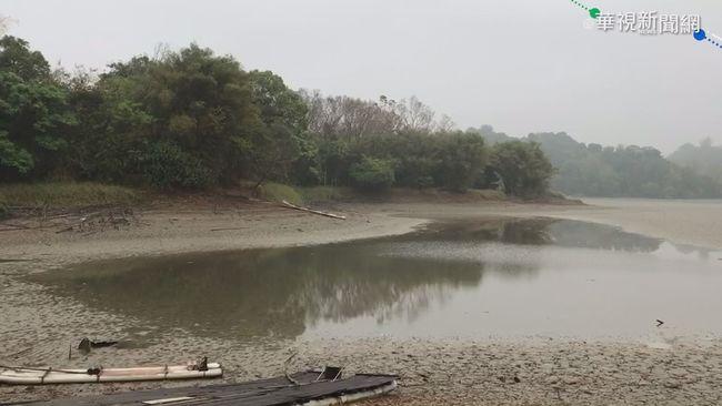 水情告急!3水庫「衛星空拍對比照」曝缺水狀況   華視新聞
