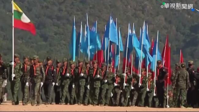 緬甸軍人節濺血! 逾百人遭鎮壓身亡   華視新聞