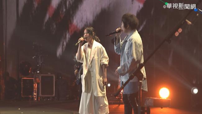 五月天台南開唱 劉若英站台秀新曲 | 華視新聞