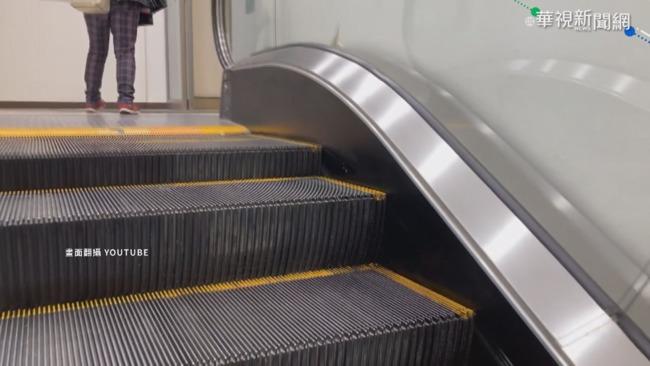 創日本首例 琦玉縣電扶梯禁止走動 | 華視新聞