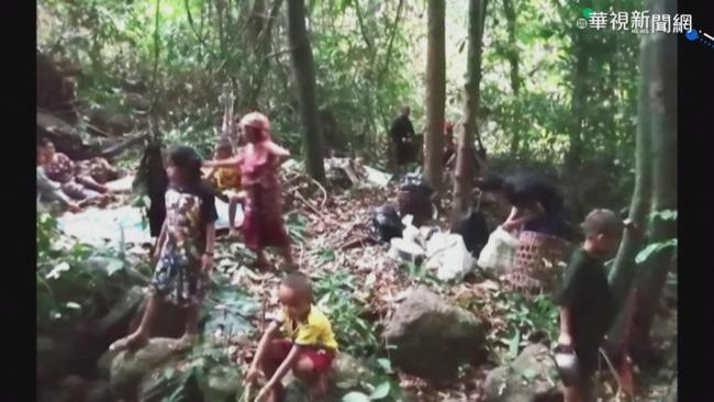 緬軍空襲村落 近3000人逃泰國避難   華視新聞