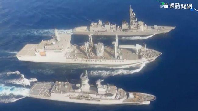 美印航艦聯合軍演 劍指中國遏止擴張 | 華視新聞