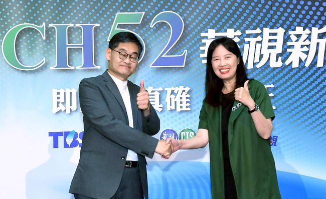NCC通過華視新聞進駐52台 公廣集團感謝肯定盼為公眾服務   華視新聞