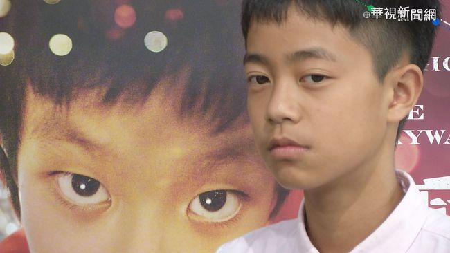 「天橋上」挑大梁!12歲李奕樵演技精湛 | 華視新聞