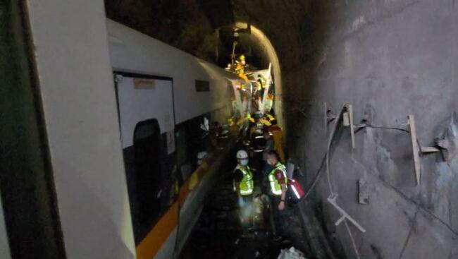 太魯閣事故51死188傷 衛福部公布捐款帳號看這裡 | 華視新聞
