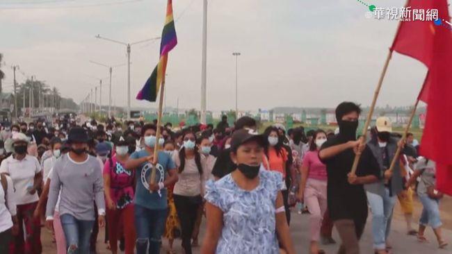 製造恐慌? 緬甸軍警爆蓄意攻擊民宅   華視新聞