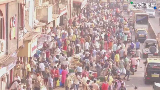 印度近1.25億人染疫 單日確診新高 | 華視新聞