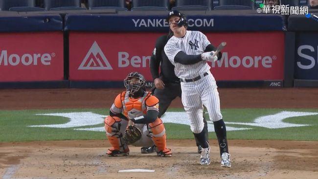 MLB速報 「怪力男」滿貫轟.大谷挨觸身球   華視新聞