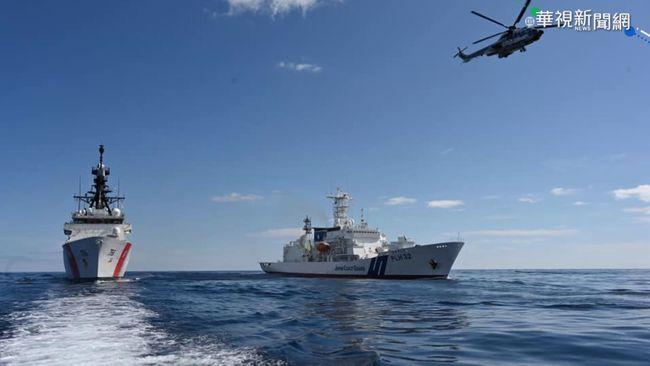 美新艦駐夏威夷 遏止中擴張海上霸權 | 華視新聞