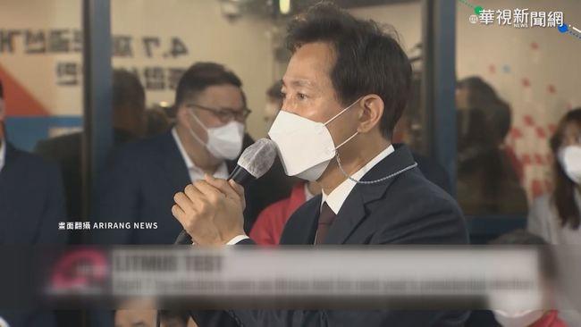 首爾市長補選 前市長吳世勳成功回歸 | 華視新聞