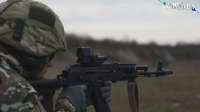 烏克蘭邊界集結軍隊 美國籲俄撤兵 | 華視新聞
