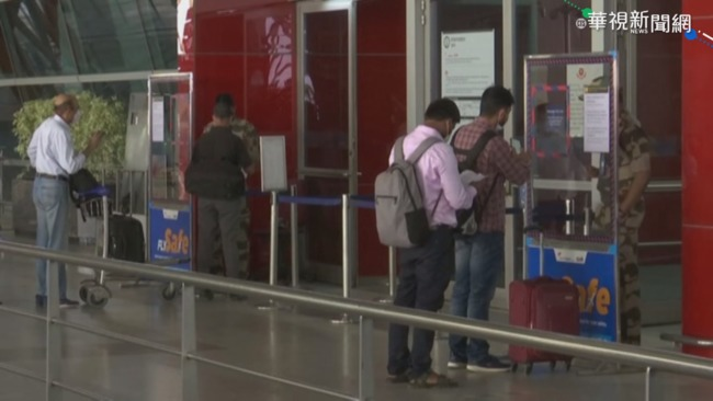 印度疫情惡化 紐西蘭11日起禁入境 | 華視新聞