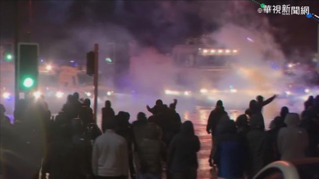 英脫歐效應 北愛爾蘭連日火爆抗爭   華視新聞