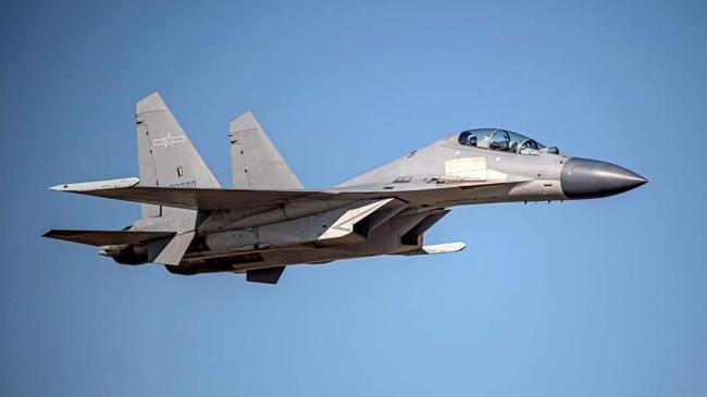 中共軍機連7天擾台 今派遣11架侵我西南空域 | 華視新聞