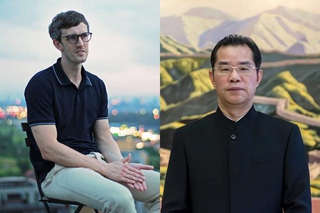 自由記者遭中國大使威脅 瑞典在野黨要求驅逐出境   華視新聞