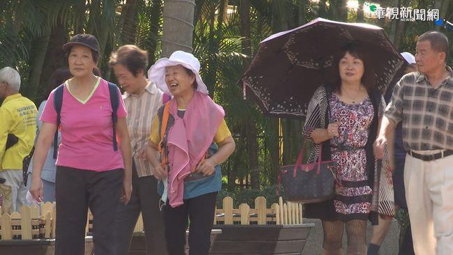 溫熱3天! 北台灣高溫28度 週二晚上又變冷 | 華視新聞