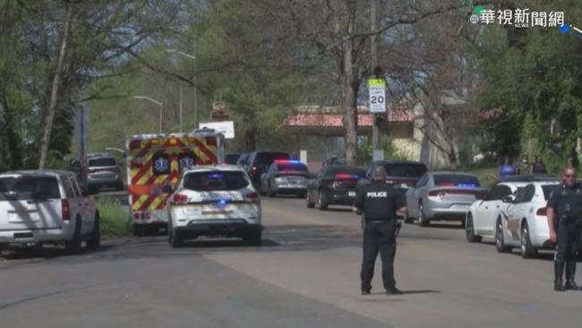 美高中校園爆槍案 槍手遭擊斃.1被捕   華視新聞