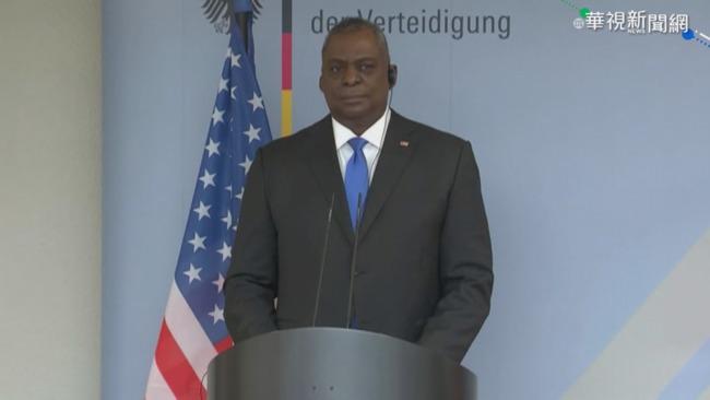 美國防部長訪德國 宣布增派駐德美軍 | 華視新聞