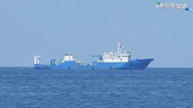 中漁船出沒菲周遭 CNN:神秘民兵部隊   華視新聞