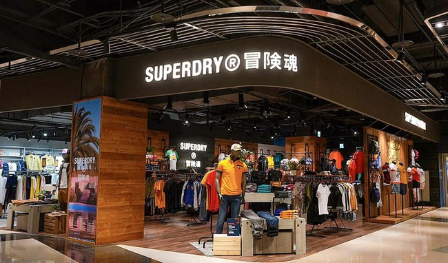 SUPERDRY回來了!「有感降價」全台門市優惠一次掌握   華視新聞