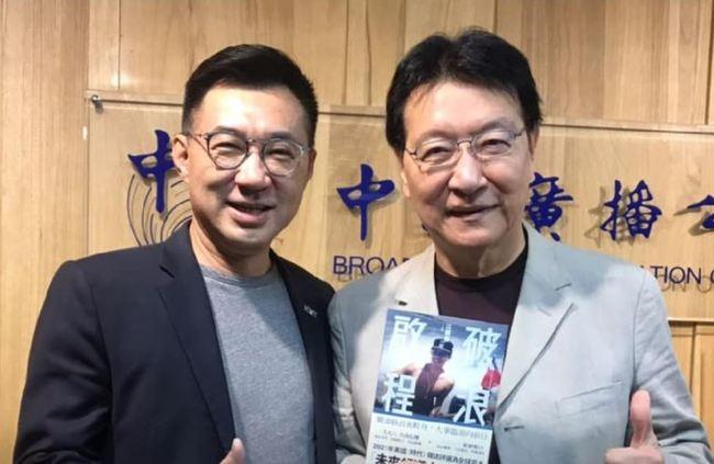 稱與江啟臣凝聚共識 趙少康:國民黨不能再被動挨打 | 華視新聞