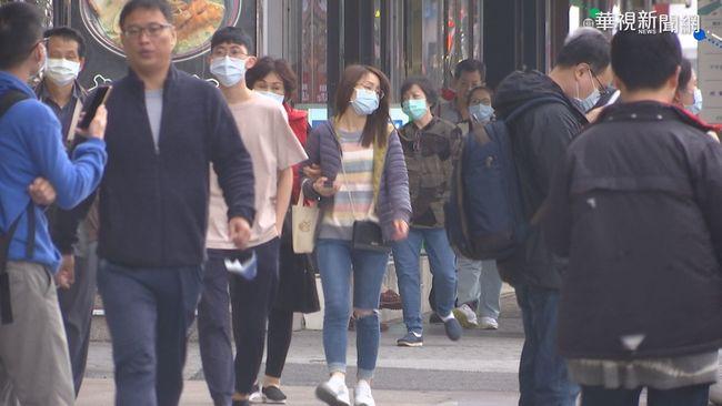 北、東部局部短暫雨 中國沙塵暴害北部空品紅色警示 | 華視新聞